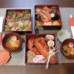 お節料理/三段おせち/手作りおせち