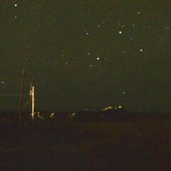 ありがとう平成/平成最後の一枚 波照間島の南十字星