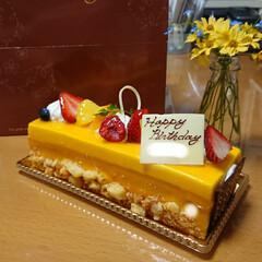 奥様の誕生日 今日は奥さんの誕生日なので、マンゴーレア…