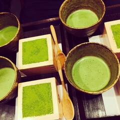 旅行/フォロー大歓迎/おうちごはん/スイーツ/グルメ/フード/... 京都に帰ったら食べたい😭 人気の抹茶ティ…