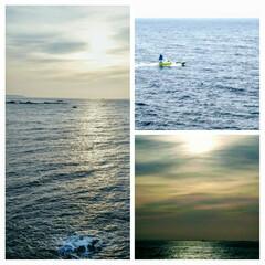 令和の一枚/GW/旅行/風景/わたしのGW 令和の夜明けを見たい❗と石廊崎に行きまし…