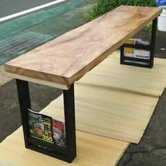 テーブル/マガジンラック/ダイニングテーブル/カウンターテーブル/インテリア/DIY/... ご覧いただきありがとうございます!  こ…