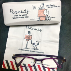 老眼鏡デビュー 仕事用に眼鏡👓を買いました。 老眼鏡デビ…(1枚目)