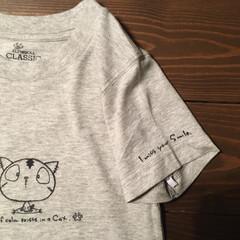 ねこ/らくがき/こども服/Tシャツ/子供部屋/動物モチーフグッズ/... 14日20:00頃から販売します。 らく…