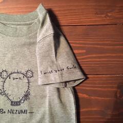ハリネズミ/サボテン/Tシャツ/こども服/らくがき/子供部屋/... らくがきTシャツ第6弾販売でした。 サボ…