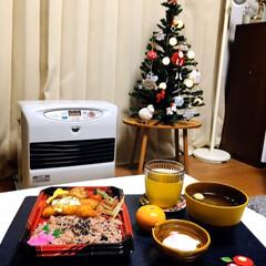 クリスマス雑貨/なんじゃ村/SaIut!/クリスマスツリー/夕食/我が家のテーブル/...             2019.11.…