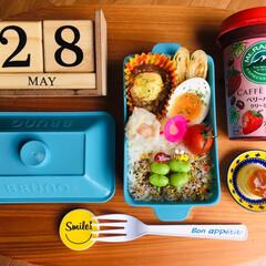 昼食/自分弁当/Francfranc/シルク/3coins/フォロー大歓迎/...           5/28(火) 自分…