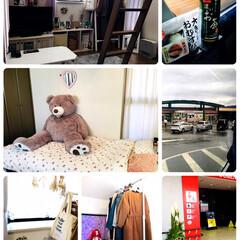 東京/高速バス/門松/上里S A/巨大くま/コストコ/...         2019.12.27(金…