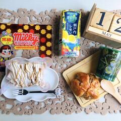 野菜生活/kaldi/3coins/おやつ/昼食/フォロー大歓迎/...            5/12(日) 昼…