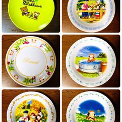 食器/お皿/景品/LAWSON/暮らし/フォロー大歓迎  まりりんご さんが投稿してた可愛いお皿…