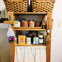 kitchen/フォロー大歓迎/キッチン雑貨/100均/雑貨だいすき   🖥あさイチを観て少し片付けてみました…