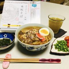 沖縄そば/夕食/LIMIAごはんクラブ/フォロー大歓迎/わたしのごはん/おうちごはんクラブ/...         3/17(日) 夕食  …
