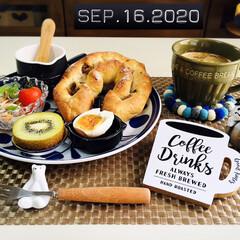 パン/フォロー大歓迎/ワンプレート/カルビーフルグラ糖質オフ/ふわラテ/至福の時間/...         9/16(水) 朝食  …