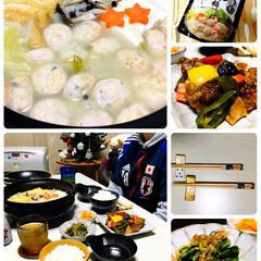 ヤマキ だしで味わうだし屋の鍋 寄せ鍋つゆ 750g(たれ)を使ったクチコミ「       11/19(火) 夕食  …」