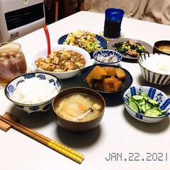 フォロー大歓迎/KOMERI/キッチン雑貨/ナチュラルキッチン/100均/リミとも部/...         1/22(金) 夕食  …(1枚目)