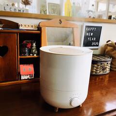 広告の品/アテーナ/アロマ加湿器フォグミスト/加湿器/住まい/おすすめアイテム/...  東京から帰宅し加湿器を付けたら動かない…