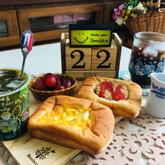 PASCOたまご&ハンバーグ2個入/朝食/KALDI食べるスムージー/3coins/おすすめアイテム/フォロー大歓迎/...                 7/22…