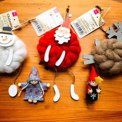 クリスマス/クリスマス飾り/ダイソー/100均/雑貨/フォロー大歓迎           DAISO ☆クリス…