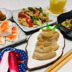 夕食/フォロー大歓迎/至福のひととき/LIMIAごはんクラブ/おうちごはんクラブ/キッチン雑貨/...                 7/2(…(2枚目)