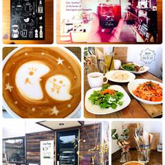 カフェラテ/cafe confine/ランチ/ハロウィン2019/おでかけ/フォロー大歓迎       2019.10.31(木) …