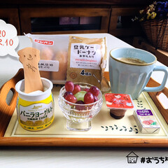 ネスカフェ エクセラ ふわラテ ネスレ NESCAFE(その他コーヒー)を使ったクチコミ「       4/10(金) 朝食  フ…」