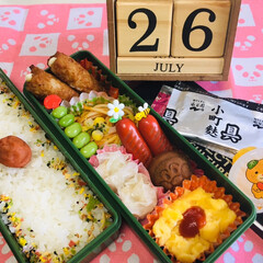 meijiもっちりプチホットケーキ.../永谷園味噌汁/みきゃんゼリー/3coins/主人弁当/フォロー大歓迎/...             7/26(金) …