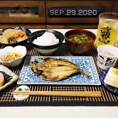 新米/食欲の秋/フォロー大歓迎/太郎納豆/キッチン雑貨/ランチョンマット/...         9/29(火) 夕食 ご…