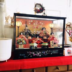 フォロー大歓迎/リミとも部/暮らし/雑貨/雛祭り/お雛様/... 雛人形を出すと良い日を調べたら「雨水」に…(3枚目)