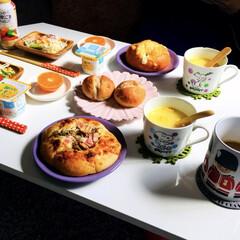 ナチュラルキッチン/LIMIAごはんクラブ/フォロー大歓迎/わたしのごはん/おうちごはんクラブ/フード/...         3/28(木) 朝食  …(1枚目)