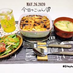 カレードリア/フォロー大歓迎/ひやしあめコップ/シルク/キャンドゥ/ダイソー/...        5/26(火) 夕食  昨…