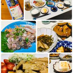男前豆腐/morinagaナタデココin杏仁.../夕食/afternoon tea/ダイソー/100均/...               8/31(土…