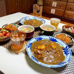 カレー/夏野菜/おうちごはん/簡単レシピ/LIMIAごはんクラブ/夏野菜deお料理/...  🏠おうちごはん🍽 *カレーライス🍛 *…(2枚目)