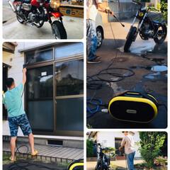 窓掃除/バイク洗車/ケルヒャー高圧洗浄機サイレント/ジャパネットたかた/フォロー大歓迎/暮らし/...   ジャパネットたかた の広告今なら1万…