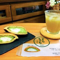 どらもっち 宇治抹茶&ホイップ/Uchi Cafe/LAWSON/令和元年フォト投稿キャンペーン/フォロー大歓迎/至福のひととき/...             5/28(火) …