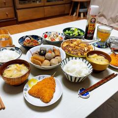 KOMERI/100均/キッチン雑貨/おうちごはん/夕食/3COINS/... 🏠おうちごはん🍚 *ごはん *具沢山味噌…(1枚目)