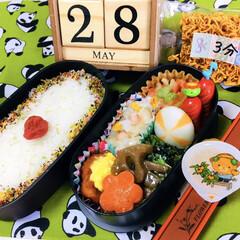 東京拉麺/みきゃんゼリー/3coins/主人弁当/フォロー大歓迎/お弁当/...           5/28(火) 主人…