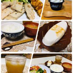 ナチュラルキッチン/アイス/Sofチーズ/男前豆腐/夕食/ダイソー/...                   9/…