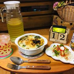 スジャータ沖縄塩シークヮーサー/&Bull-Dog焙煎ごまガーリッ.../シルク/カレードリア/3coins/夕食/...                7/12(…