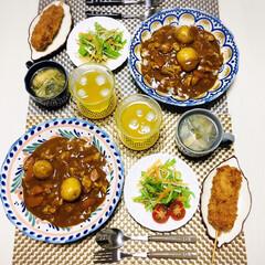 フォロー大歓迎/至福の時間/stayhome/おうち時間/おうちタイム/カレーライス/...         5/25(月) 夕食  …