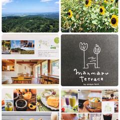 フォロー大歓迎/至福の時間/シフォン/雪室アイスコーヒー/ぶどうラテ/manmaru terrace/...        2020.8.14(金) …