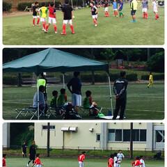 小学生サッカー試合/令和元年フォト投稿キャンペーン/フォロー大歓迎/LIMIAインテリア部/LIMIA     主人がお世話してる小学生チームの…