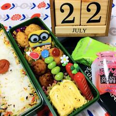 ◆オリヒロ ぷるんと蒟蒻ゼリーパウチ ピーチ 20g×6個(ダイエットお菓子)を使ったクチコミ「            7/22(月) …」(1枚目)