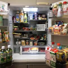 冷蔵庫整理/フォロー大歓迎   冷蔵庫の中を使いやすく整理しました✨