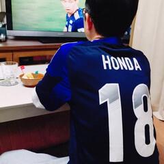 アイスクリーム/応援/アジアカップ/サッカー/フォロー大歓迎 ⚽️アジアカップ準決勝「日本×イラン」大…
