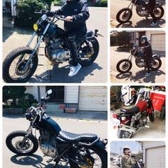 ツーリング/バイク/フォロー大歓迎/LIMIA   息子が🏡車庫に置いてあるバイクをとり…
