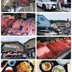 鯛めしの鯛茶漬け/マグロ丼/日本海フィシャーマンズケープ/日本海鮮魚センター/フォロー大歓迎/LIMIAおでかけ部/...   お義姉さん一家が🏡来ました🚙息子夫婦…