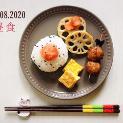 フォロー大歓迎/onigiriAction/おにぎりアクション2020/おにぎりアクション/おにぎり/至福の時間/...   2020.10.8(木) *明太子お…