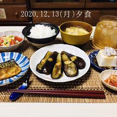 フォロー大歓迎/雪/初雪/キッチン雑貨/ランチョンマット/100均/...         12/14(月) 夕食 …