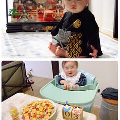 お雛様/フォロー大歓迎/ケーキ/バースデイ/袴/離乳食/...      2020.3.3(火) ひなま…