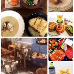 クルミ&クルミ/おいものプリンパン/朝食/娘弁当/Cafe/祐天寺brunch/...    2019.9.30(月) 娘弁当🍱…
